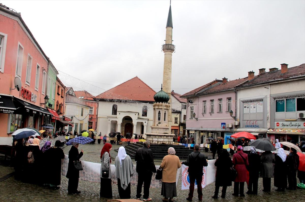 Srebrenitsalı anneler kimlik tespit laboratuvarının taşınmasına tepkili