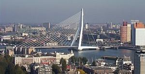 Rotterdam'ı bu fotoğraflarla gezin!