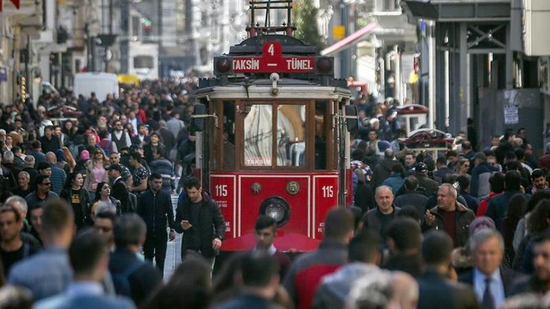 1 miljoen 211 duizend buitenlanders in Turkije