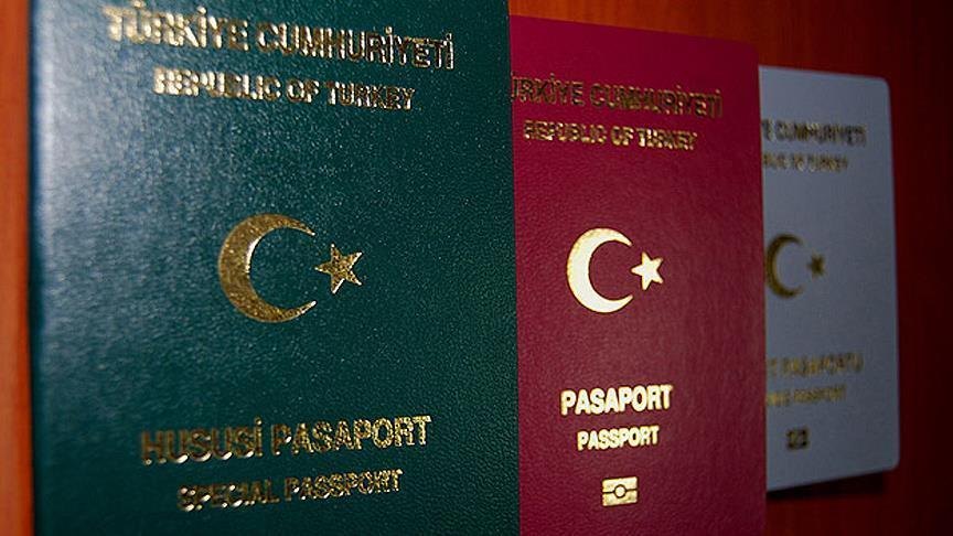 2018 yılı pasaport harç fiyatları açıklandı.
