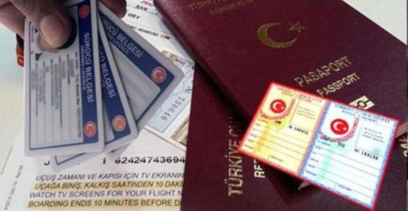 2018 Yılında Ehliyet ve Pasaport Nüfus Müdürlüklerinde Dağıtılacak!