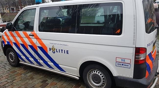 Amsterdam yine silahlı çatışma 1 ölü 1 yaralı