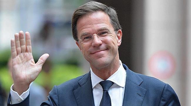 Hollanda Başbakanı Mark Rutte Türkiye haklı