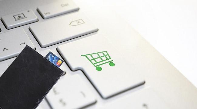 Online alışveriş rakamları yüzde 9 büyüyerek 12,5 milyar avroya ulaştı
