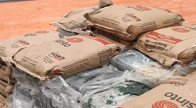 Rotterdam'da 450 kilo kokain ele geçirildi