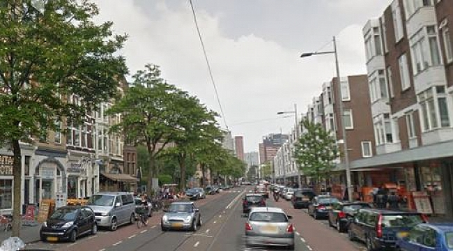 Rotterdam'da vurulan kişi ağır yaralandı