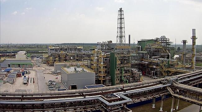 Türk sanayisine milyar dolarlık dev petrokimya yatırımı için düğmeye basıldı