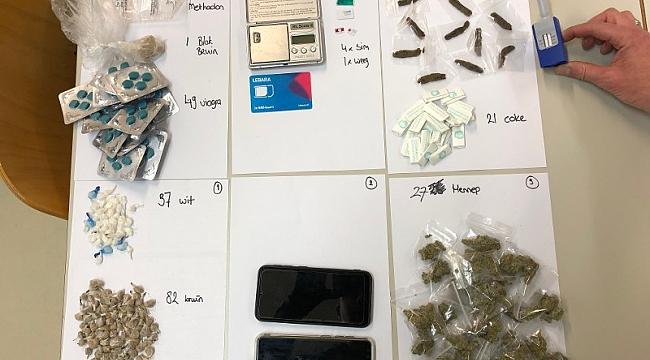 Hollanda'da Seyyar uyuşturucu dükkanı, yok yok