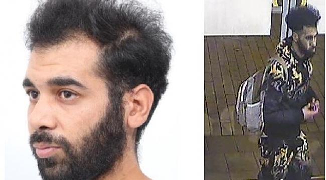 Sinema cinayet zanlısı 33 yaşındaki Ergün Şenarabacı yakalandı