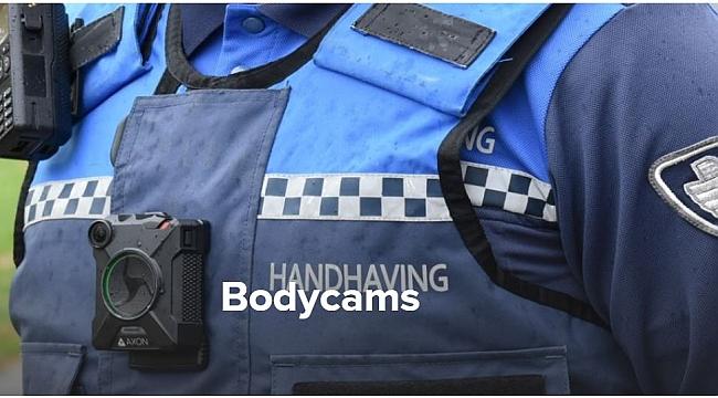 Alle Rotterdamse handhavers een bodycam
