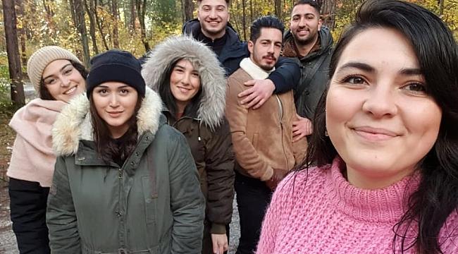 Amsterdam'da 7 Üniversite öğrencisi Türk gencinden kalpleri ısıtan proje