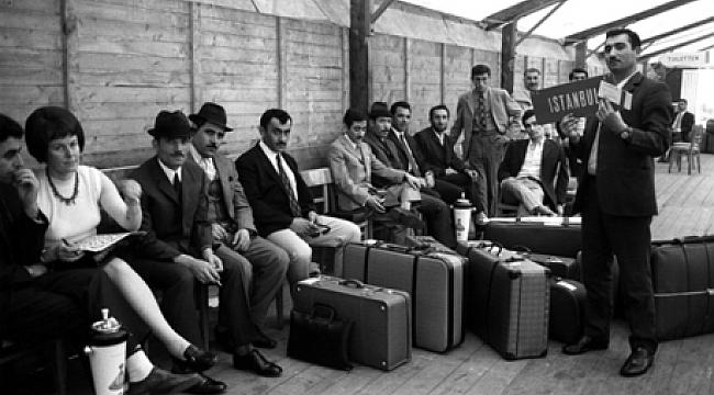 Atlas Kültür Merkezi'nden 50 Yıllık İşçi Göçü Fotoğraf Sergisi