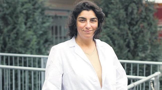 Dilek Gürsoy Almanya'da Yılın Doktoru ödülünü aldı
