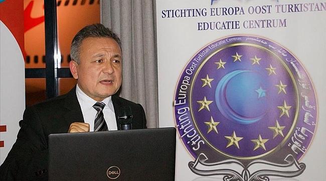 Dünya Uygur Kongresi Başkanı İsa: Türklerin arkamızda olduğuna yüzde yüz inanıyoruz