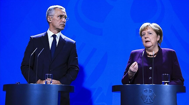 Fransa Cumhurbaşkanı Macron ''NATO'da beyin ölümü gerçekleşti''