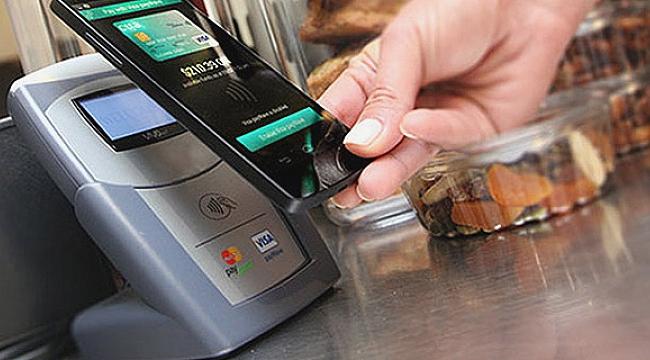 Hollanda'da Cep telefonu ile temassız ödeme rekor kırdı