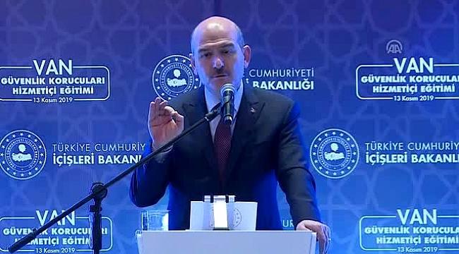 İçişleri Bakanı Soylu: Hollanda, kendi memleketlerine mensup DEAŞ'lı teröristleri geri alacak