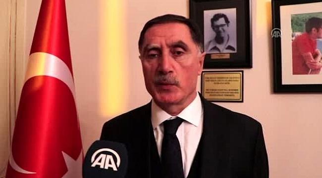 Kamu Başdenetçisi Malkoç: 'Hollanda'daki Türkler hak ve hukukunu öğrenmiş'