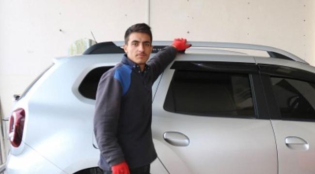Türk gencinden Petrol savaşlarını bitirecek buluş! 2 litre suyla 70 kilometre gidiyor