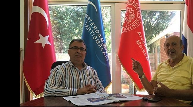 Türkevi Araştırmalar Merkezi'nin Hollanda kamuoyuna, politikacılara ve medyaya gönderdiği mektup ses getirdi