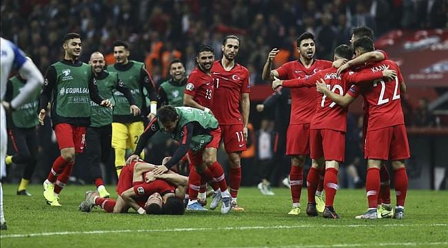 Türkiye, EURO 2020 Elemelerinde bir ilke imza attı