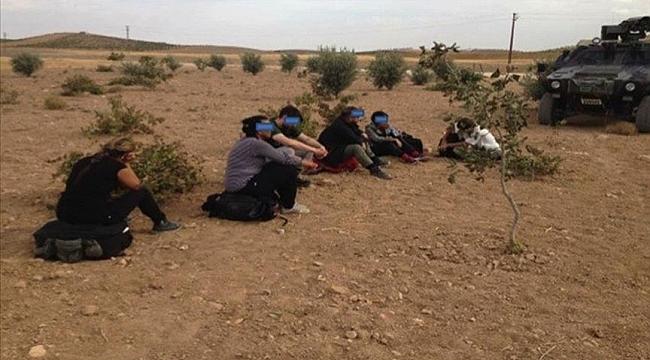 110 yabancı terörist savaşçı ülkelerine gönderildi