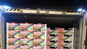 330 Kilo Cocaïne tussen meloenen bij fruitoverslagbedrijf