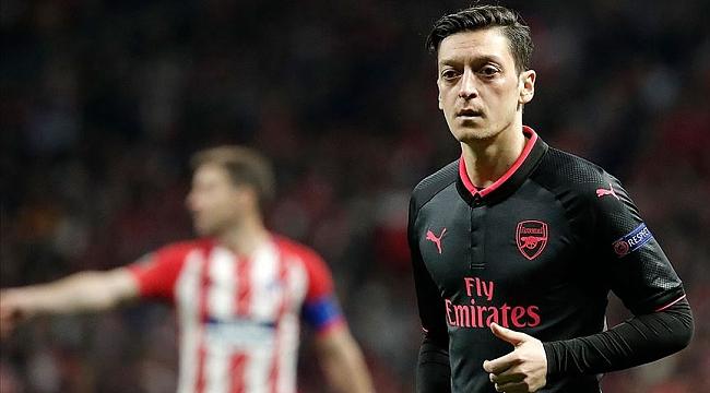 ABD Dışişleri Bakanı Pompeo, Mesut Özil'e destek verdi