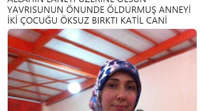 Amsterdam'da bıçaklanarak öldürülen Türkkadının kocası gözaltına alındı