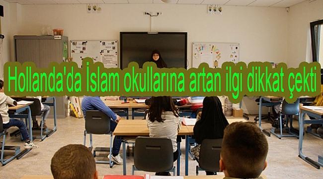 Hollanda'da İslam ilkokullarının yükselişi dikkat çekti
