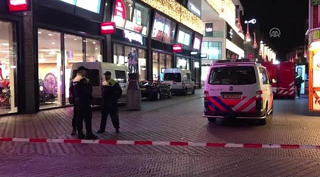 Hollanda'daki bıçaklı saldırıyla ilgili bir kişi gözaltına alındı