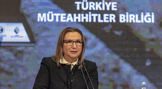 Türk müteahhitlik firmalarının yurt dışındaki projelerinin tutarı 395 milyar dolara ulaştı