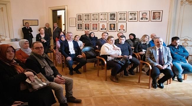 """Türkiye'nin Lahey Büyükelçiliğinde """"Dünya Engelliler Günü etkinliği"""