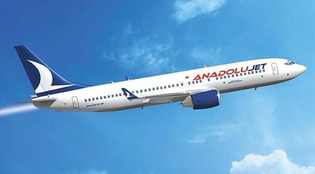 AnadoluJet gaat naar 26 nieuwe bestemmingen in 16 landen vliegen