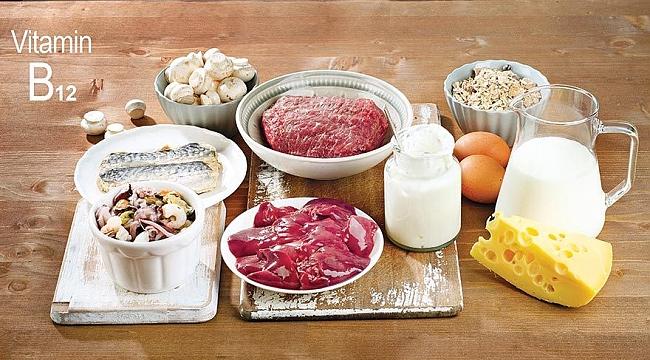 B12 fazlalığı zararlı mı? - B12 vitaminin fazlası ölüm riskini arttırıyor
