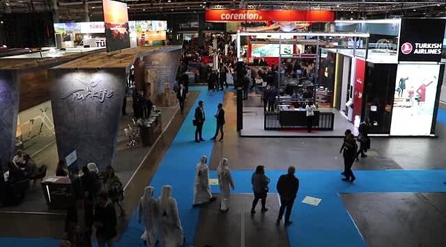 Hollanda'da Uluslararası Utrecht Turizm Fuarı başladı