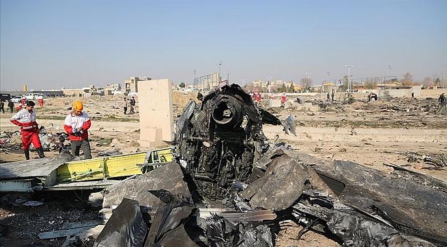 İran'da düşen Ukrayna uçağı ile ilgili bir iddia da Hollanda'dan geldi