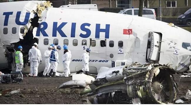 THY'nin Hollanda'daki uçak kazasının ardındaki skandal gerçek! Boeing ve ABD'li yetkiler örtbas etmiş