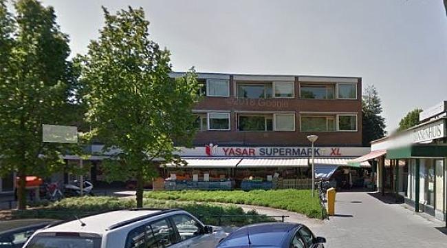 Eindhoven'da 2 maskeli kişi Türk marketini bastı