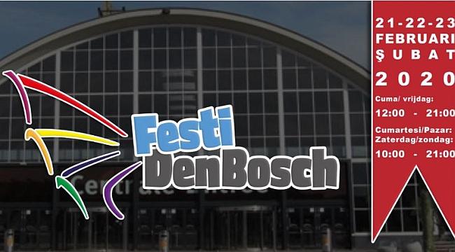 FestiDenbosch Türk festival günleri başlıyor 21-22-23 Şubat 2020