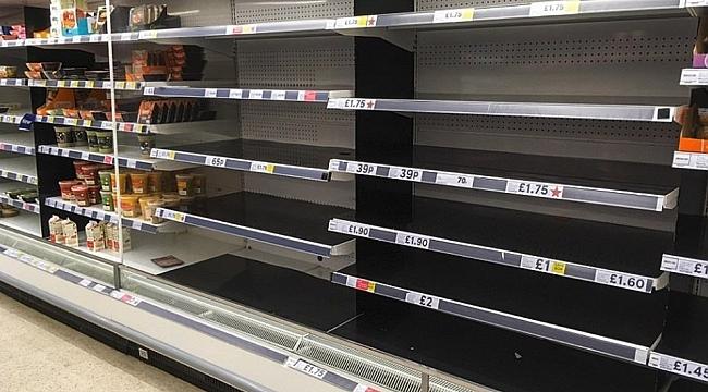 Hollanda: Coronavirus mağazalarımıza ulaştı: ürünler daha pahalı hale geliyor