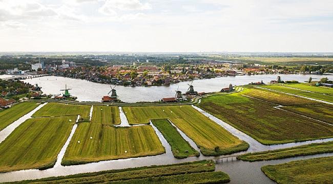 Hollanda' da Su Yönetimi(Waterschappen) vergisine büyük zam yapıldı