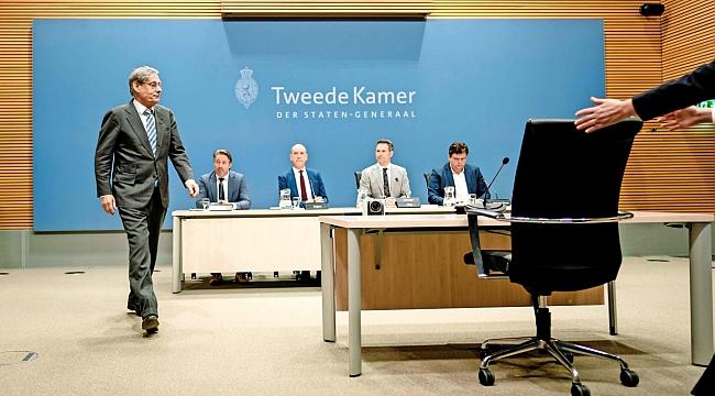 Hollanda Perlementosu Araştırma Komisyonu karşısında ben olsaydım