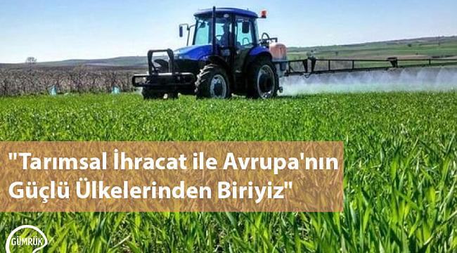 Hollanda tarım ihracatında 95 milyar ile dünya ikincisi