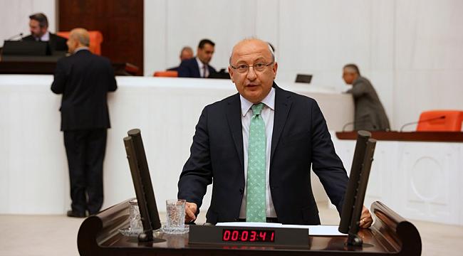 Gurbetteki Türkler'in TBMM'deki en bilgili ve güvenli destekçisi