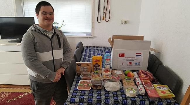 YTB Desteğiyle Hollanda'da Türk STK'lar Engelli Vatandaşların Yüzlerini Güldürüyor