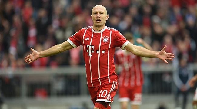 Arjen Robben futbola geri dönme kararı aldı