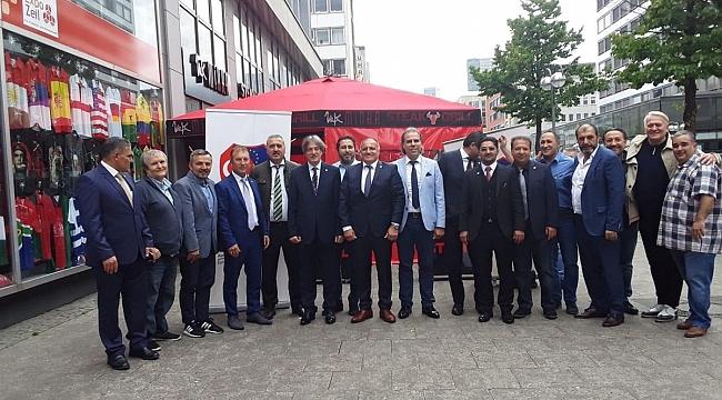 Ayhan Yıldız ATFF Başkanı seçildi