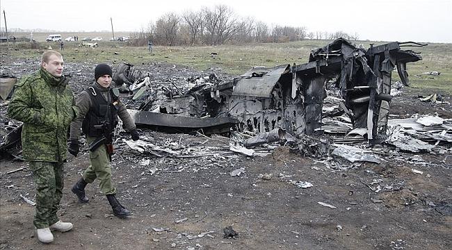 Hollanda, 2014'te Ukrayna'da düşürülen uçak nedeniyle Rusya aleyhine AİHM'e başvurdu
