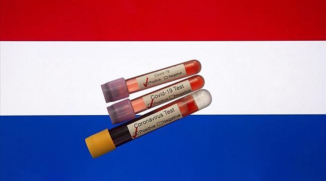 Hollanda'da Kovid-19 vakaları bir haftada yüzde 95 arttı